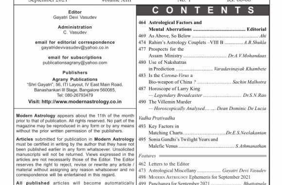 MA Sept. 2021 Contents page